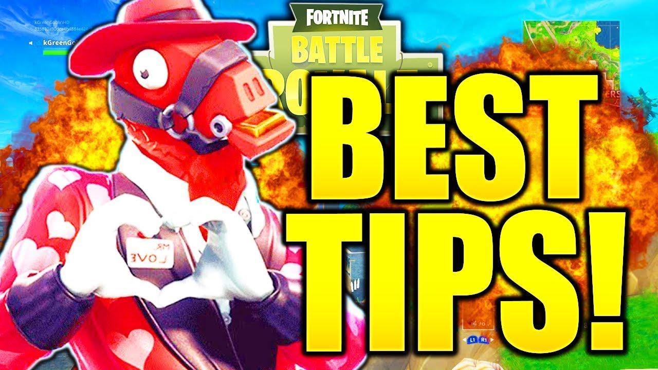 Trickshots Fortnite Tutorials Season 8 4 Best Tips For Fortnite Season 8 How To Get Better At Fortnite Season 8 Tips And Tricks Youtube