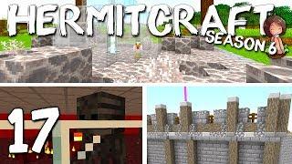 HERMITCRAFT 6 : 17 : So much going on! 🙈 : Minecraft 1.13