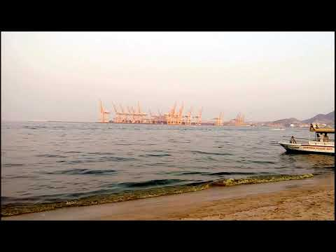 Khorfakan Beach Sharjah United Arab Emirates