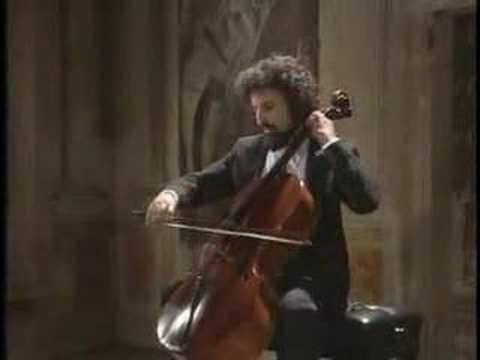 Bach - Cello Suite No.5 Ii-Allemande
