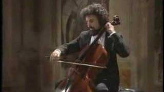 Bach - Cello Suite No.5 ii-Allemande