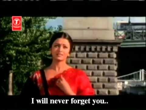 'Hum Dil De Chuke Sanam'-Title Song (Movie: HUM DIL DE CHUKE SANAM-1999) With English Subtitles