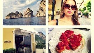 Шоппинг на острове Капри VLOG ☀Поездка в Италию!