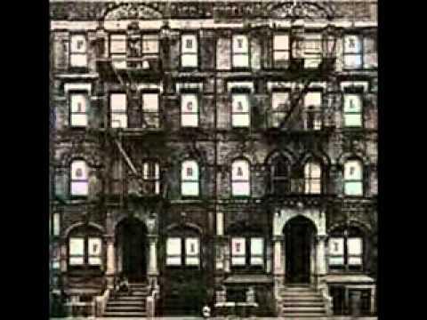 Led Zeppelin - Trampled underfoot (lyrics)