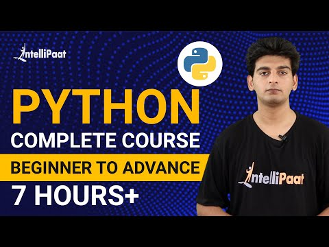 Python Tutorial for Beginners – Learn Python Programming