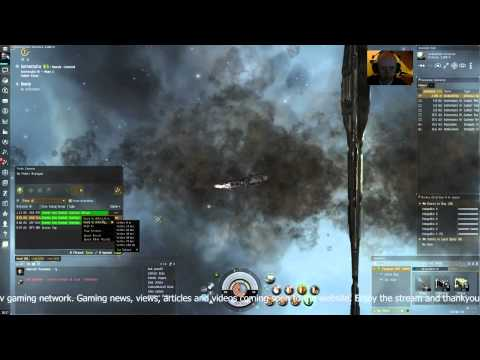 EVE Online: PvE in a MINING BARGE! :D - 1 / 2