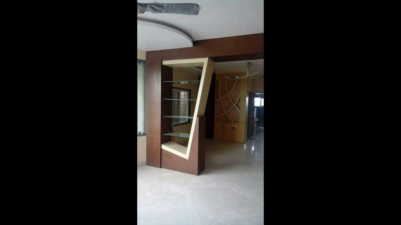 Partition Design Between Living Dining Kitchen2By Wood Working Idea