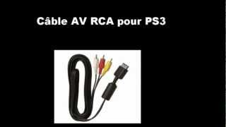 [Tuto] Brancher un casque PC à sa PS3