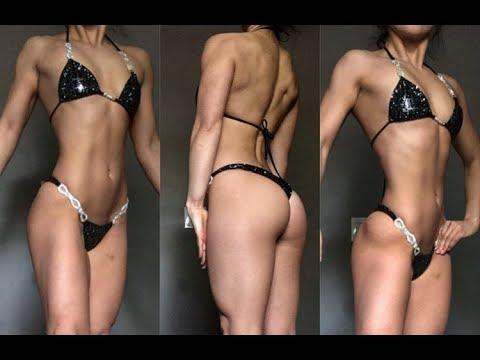 do bikini competitors take steroids