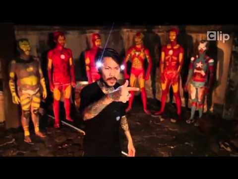 Cười rung rốn  với Iron Man phiên bản Thái Lan thumbnail