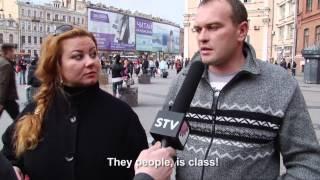 Русские говорят по-английски
