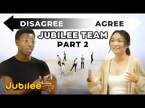 Do All Jubilee Employees Think The Same? (Part 2)