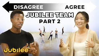Download lagu Do All Jubilee Employees Think The Same MP3
