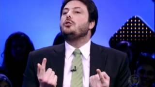 [Erro500] Roberto Justus discute em entrevista Danilo Gentili