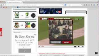 How to watch live cricket on PC or MAC