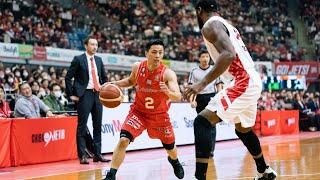 【FIBAアジアカップ2021予選<window1>代表候補選出】富樫勇樹(千葉#2:PG)ハイライト|プロバスケ (Bリーグ)