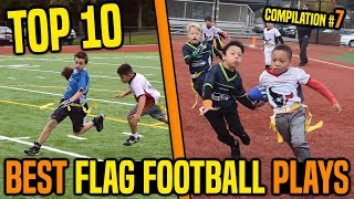 Download The Best Flag Football Highlights (Compilation #7)