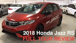 Video 2018 Honda Jazz RS Navi CVT Full Tour Review download MP3, 3GP, MP4, WEBM, AVI, FLV September 2017