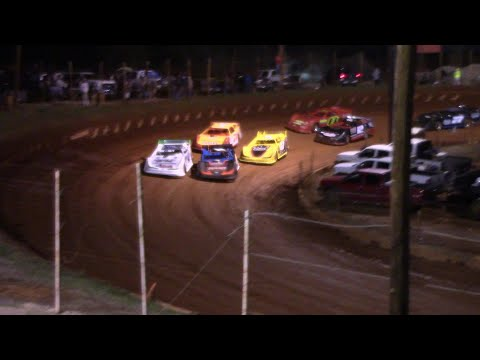 Limited Late Models Opening Night at the Baja. - dirt track racing video image