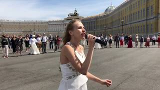 """Песня """"Всё дано"""" - Романова Ольга RaSveta (03/06/2018, Санкт-Петербург)"""