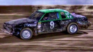 Canyon Speedway Park IMCA Hobby Stock Feature
