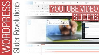 How To Create Video Sliders in Slider Revolution 5 2016(Slider Revolution 5 offers an extensive selection of slide content and in this video we concentrate on creating a video slider. Learn how to use YouTube videos ..., 2015-10-14T20:59:00.000Z)