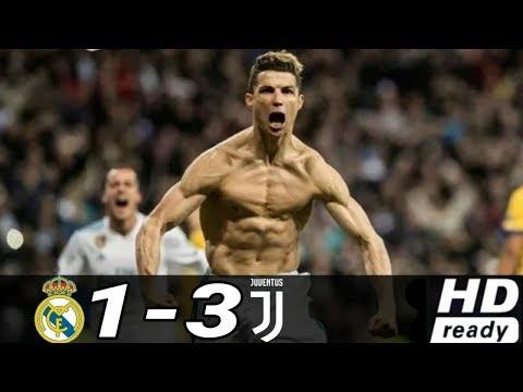 Real Madrid vs Juventus 1 - 3 | ESPN | Relato (Fernando Palomo) | Champions 11/04/18