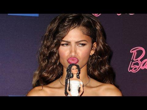 Zendaya's New Barbie Doll Receives Mixed Reactions From Demi Lovato & Nicki Minaj Mp3