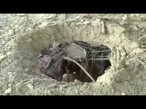 Israel-Gaza Conflict 2014 - Hamas Tunnels Destroyed by IDF