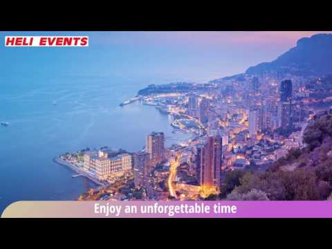 Monaco helicopter and hotel packages