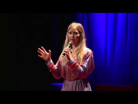 Our Rights To Earth And Freedom : Sofia Jannok at TEDxGateway