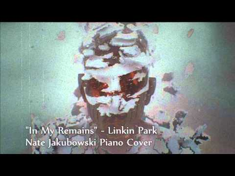 """""""In My Remains"""" Linkin Park NEW SONG Piano Version [HQ]"""