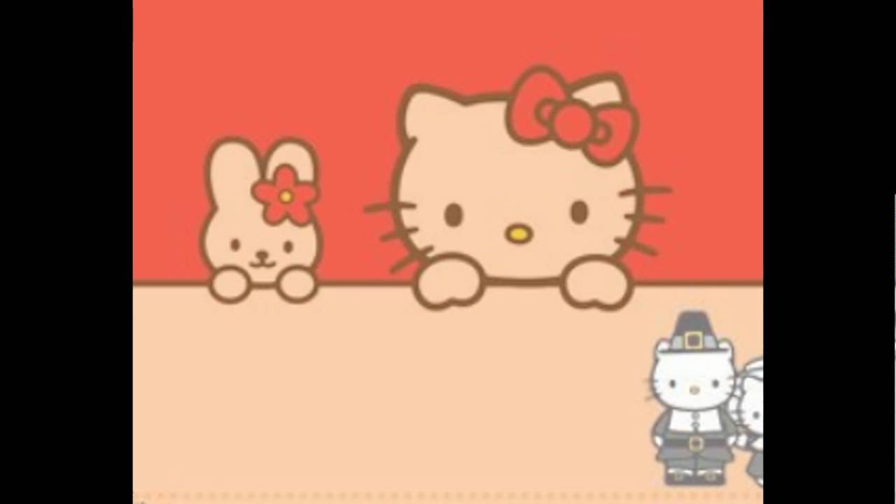 Wallpaper Cartoon Hello Kitty Cantik Lucu Unik Imut Untuk