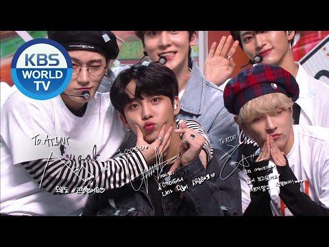 ATEEZ (에이티즈) - From [Music Bank / 2020.04.17]