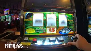VGT SLOTS - STEP METHOD TECHNIQUE EXPLAINED AT CHOCTAW CASINO IN DURANT