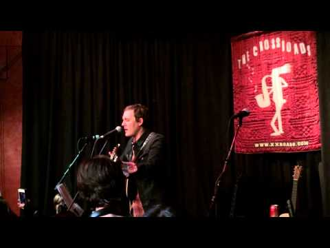 Brian Fallon - Too much blood acoustic - Crossroads