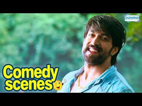 GajaKesari Movie Comedy - Yash Amulya