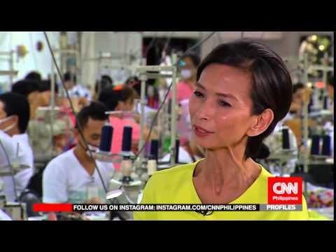 CNN Philippines Profile: Josie Natori (Part 1)