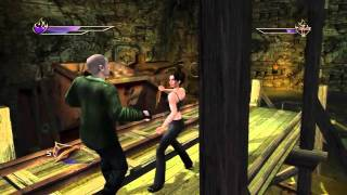 Xbox Longplay [019] Buffy the Vampire Slayer: Chaos Bleeds (Part 6, Old Quarry)