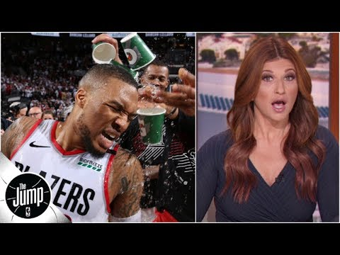 Damian Lillard's game-winner caps an improbable journey, and will be remembered forever | The Jump