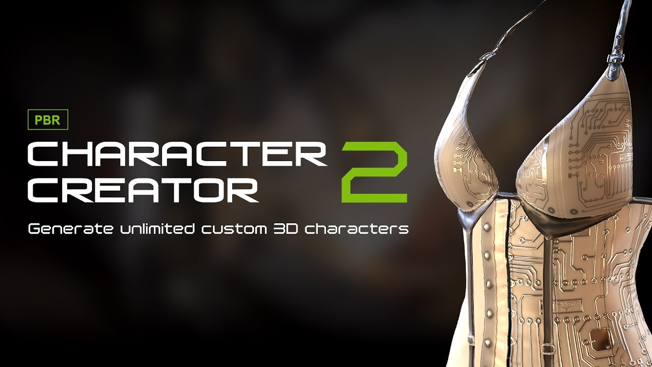 Reallusion Launches Character Creator 2 0 | Animation World