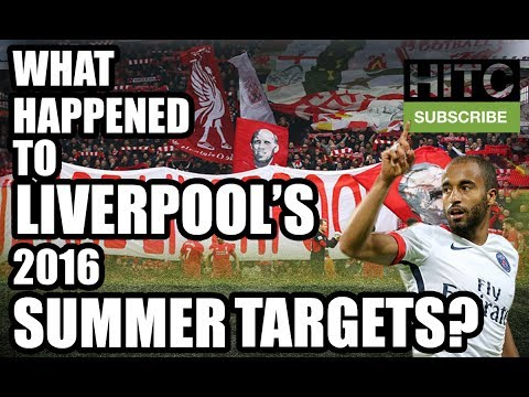 What Happened To The Players Linked To Liverpool Last Summer?