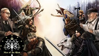 Lord of the Rings & Game of Thrones - Similarities and Differences