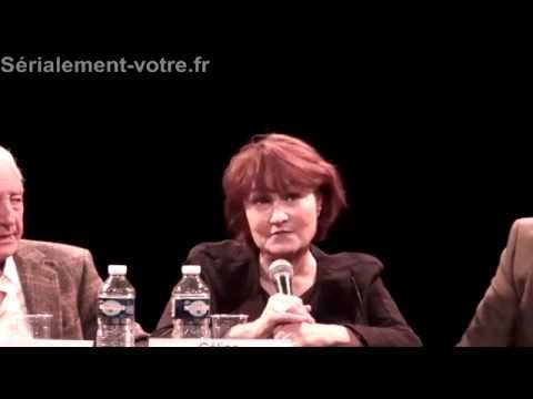 intervention Céline montsarrat 1er Printemps des séries et du doublage