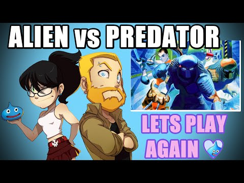 ALIEN VS PREDATOR - LPA - Happy Console Gamer