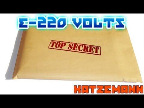 world of tanks TOP SECRET E-220 volts