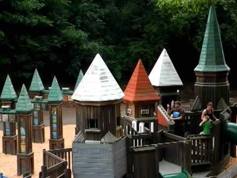 HiMY SYeD -- Jamie Bell Adventure Playground Community Build, High Park Toronto Saturday July 7 2012