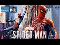 Spider-Man PS4 - New Free Roam Gameplay, J. Jonah Jameson Revealed!