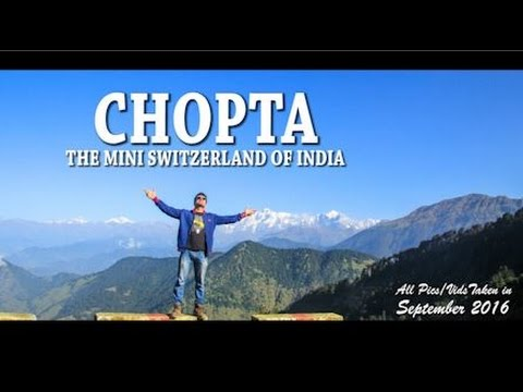 A Short Timelapse from Chopta - The Mini Switzerland of India