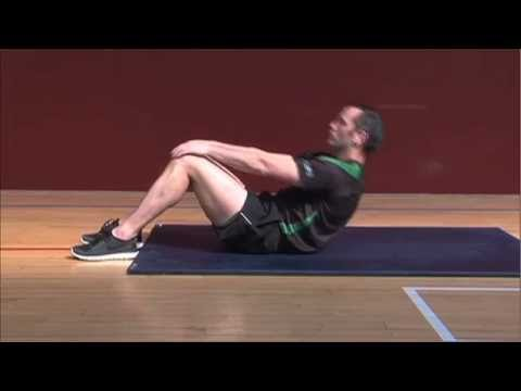 Irish Defence Forces Fitness Test